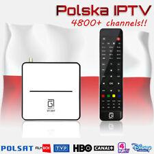 IPTV 1 MIESIĄC POLSKA TELEWIZJA ONLINE 250 KANAŁÓW POLSAT NC+ TVP TVN