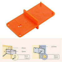 Hole Drilling Guide Locator Cabinet Woodworking Ruler Tool For Cabinet Wood