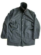 Paul & Shark Reversible Quilted Jacket Alpaca Wool M