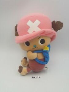 "Tony Tony Chopper B1108 One Piece Banpresto 2011 Plush 6"" Toy Doll Japan"