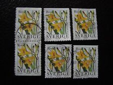 SUEDE - timbre yvert et tellier n° 1981 x6 obl (A29) stamp sweden