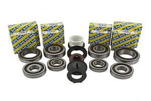 Vauxhall Vivaro & Movano PF6 Gearbox OEM Uprated Bearing Seal Rebuild Kit 2006>