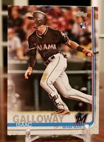 2019 Topps Series 2 Base Rookie RC #683 Isaac Galloway