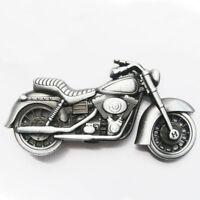 Motorcycle Biker Metal Belt Buckle