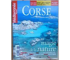 Collectif - Méditerranée Magazine N°Spécial Corse - Magie De La Nature - Avec Gu