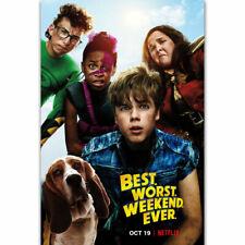 Best Worst Weekend Ever TV Series Season 1 Poster 21 24x36 E-875