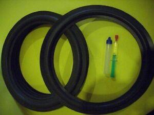 Marantz LS17a passende 15 zoll Lautsprecher Sicke quality foam rings set 394