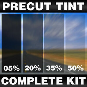 Precut Window Tint for Volvo S60 01-09 -Any Shade