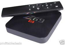 Z69 Amlogic S905x Android 6.0 TV Box 2GB RAM 16GB ROM 2.4+5GHz Wifi BT MXQ FAMIL
