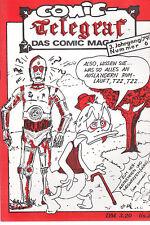Comic telégrafo nº 6 3. PROMOClÓN/la revista cómic
