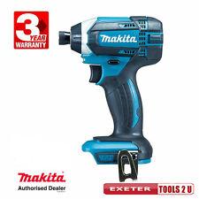 Makita DTD152Z 18 V LXT Impacto controlador unidad desnudo desnudo ex dtd146z