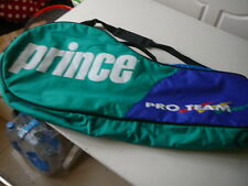 Tennis bag prince pro team benetton vintage bag