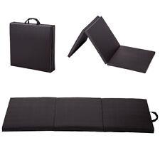 "2'x6'x2"" Thick Folding Panel Gymnastics Mat Gym Fitness Exercise Mat"