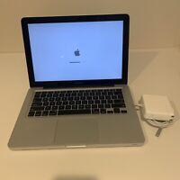 "Apple MacBook Pro 13""(2012) Intel Core i5 2.40 GHz 4GB MHz DDR3 MAC OS Catalina"