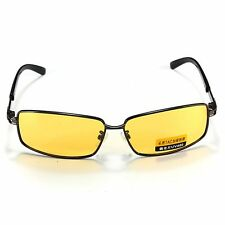 Polarized UV400 Sunglasses Night Vision Driving Eyewear Shade Glasses USA SELLER