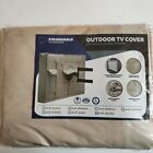 Canvas Heavy Duty Cover For Outdoor 60 Inch TV