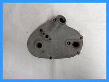 AJS MATCHLESS BURMAN CP GEARBOX OUTER COVER 350/500CC SINGLES EARLY 50'S. (USED)