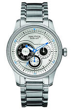 NAUTICA NCS 500 Multi-Dial Gents Watch A16515G - RRP £215 - BRAND NEW