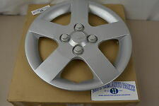 2005 Chevrolet Aveo Silver HUB CAP Wheel Cover new OEM 96417180