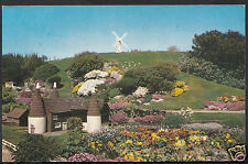 Hampshire Postcard - 'The Oasthouses', Model Village, Lumps Fort, Southsea 1880