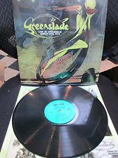 GREENSLADE Live in Stockholm March 10th 1975 LP Prog Rock Lawson,Mcculloch