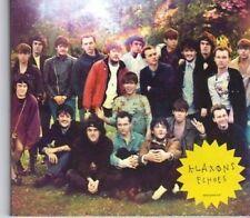 (BW335) Klaxons, Echoes - 2010 DJ CD