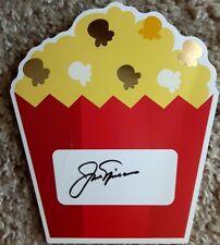 Jack Nicklaus Golfer Extreme signed popcorn card Excellent for Framing