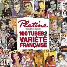 CD de musique rock album variété, vendus à l'unité