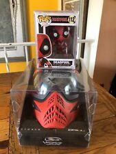 Dead Pool Black Friday Paintball Mask!!!!!