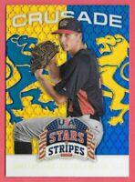 2015 James Kaprielian Panini USA Stars and Stripes Crusade Rookie - NY Yankees
