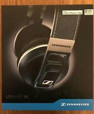 Sennheiser Urbanite XL Over-Ear Headphones for iPhone, iPod, iPad - Denim