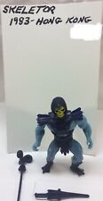 Vintage MOTU Hard Head Skeletor 1983 Hong Kong Complete