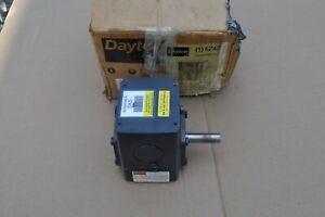 DAYTON 6Z452 Speed Reducer,Indirect Drive,,30:1 NEW