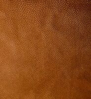 Light Brown Leather pieces Full grain aniline cowhide soft skin 2.5mm thick