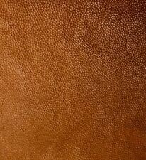 Light Brown Leather Remnants 2.5mm Full grain aniline soft cowhide various sizes