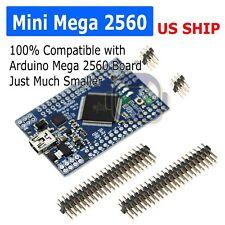 Mini Meduino Mega 2560 R3 Board Pro Mini ATMEGA16U2 with Male header for Arduino