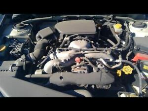 Engine 2.5L VIN 6 6th Digit Without Turbo Fits 08-10 IMPREZA 54311