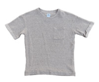 ZARA Men's Premium Thick Tweed Pocket Short Sleeve Top Shirt | Large