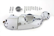 V-Twin 42-0895 - Chrome Cam and Sprocket Cover Kit