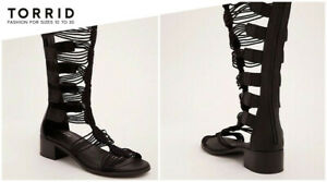 gladiator heels knee high