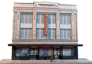 Kingsway, 00 scale, Wickams classic department store, ** ready made **