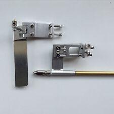 95mm gouvernail, strut, 4mm shaft set pour nitro électrique pour rc bateau 1187