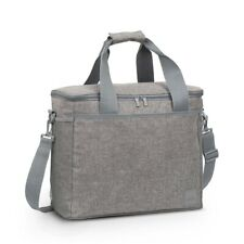Riva Torngat 5736 Cooler Bag Kühltasche/-box 30 Liter mit Fächer faltbar in Grau