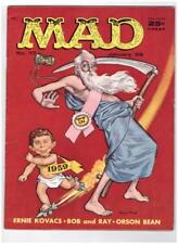 Mad Magazine #37 1958 EC Comics Fine Plus 6.5