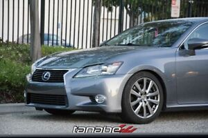 Tanabe JDM NF210 Lowering Springs For 2013-2016 Lexus GS350 Base F-Sport RWD