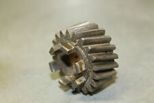 Vintage Hodaka Road Toad Wombat Clutch Pinion Gear 20T Helical P/N 944001 OEM