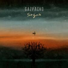 GAZPACHO - SOYUZ SEALED 2018 DIGIPAK MULTIMEDIABOOK FORMAT PROG GIANTS