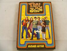 That '70s Show: Season 7 - MISSING ONE DISC