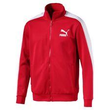 PUMA Classics T7 Track Jacket Ribbon Red M