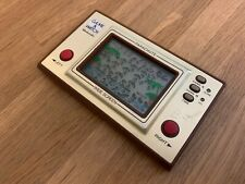Nintendo Game and Watch Parachute Vintage 1981 LCD Handheld Game - Very Good.